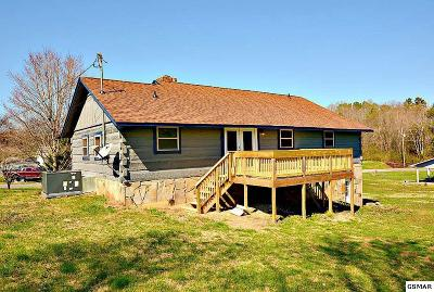 Sevierville TN Single Family Home Pending-Cont. To Show: $179,900
