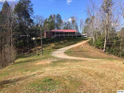 Gatlinburg Single Family Home For Sale: 610 Branam Hollow Rd