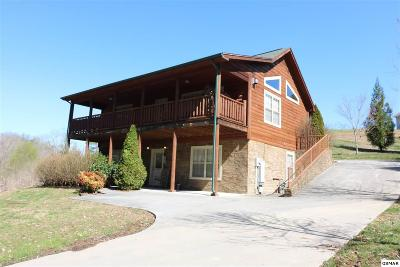 Pigeon Forge Single Family Home For Sale: 2613 Stonebrook Dr