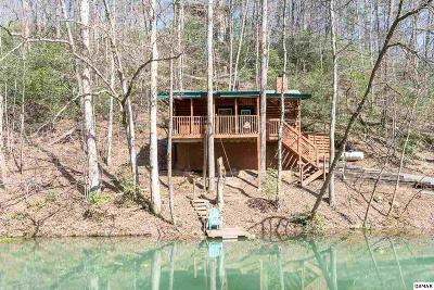 Gatlinburg TN Single Family Home Pending-Cont. To Show: $199,900