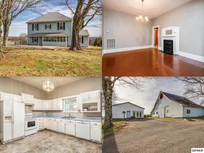 Talbott Single Family Home For Sale: 6960 W Andrew Johnson Hwy