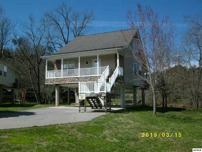 Pigeon Forge Single Family Home For Sale: 550 Tanasi Trail