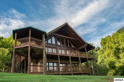Sevierville Single Family Home For Sale: 1530 Bench Mountain Way