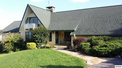 Pigeon Forge Single Family Home For Sale: 1120 Crestview Dr
