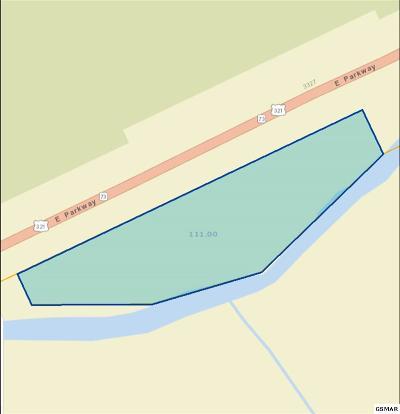 Gatlinburg Residential Lots & Land For Sale: Parcel 111 E Parkway