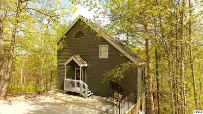 Pigeon Forge Single Family Home For Sale: 3523 Brook Stone Way