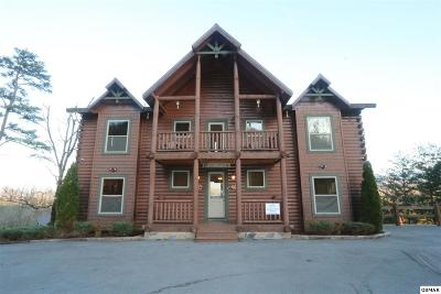 Sevierville Single Family Home For Sale: 1932 Thistle Thorn Trl