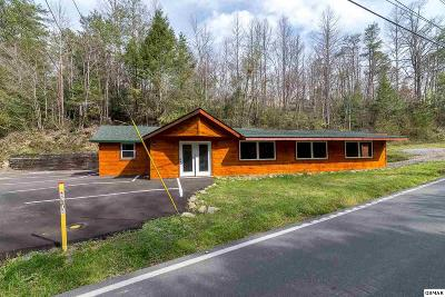 Gatlinburg TN Commercial Pending-Cont. To Show: $229,900