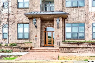 Knoxville Condo/Townhouse For Sale: 445 W Blount Ave