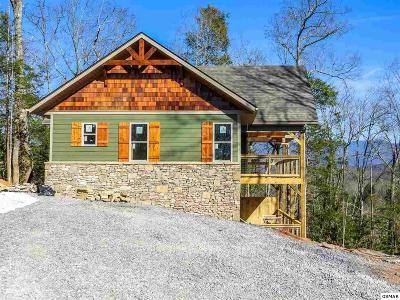 Gatlinburg Single Family Home For Sale: 406 Potters Ridge Rd