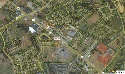 Sevier County Residential Lots & Land For Sale: Chapman Hwy