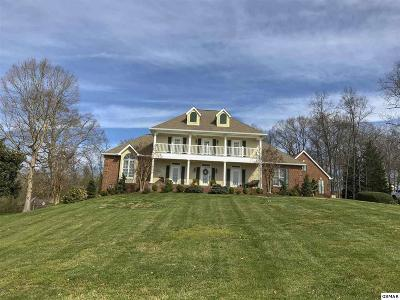 Dandridge Single Family Home For Sale: 1229 Country Club Rd