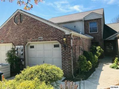 Sevierville Condo/Townhouse For Sale: 565 Sunrise Cir