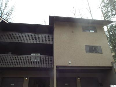 Gatlinburg TN Condo/Townhouse For Sale: $185,000