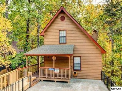Pigeon Forge Single Family Home For Sale: 321 Greenwood Way