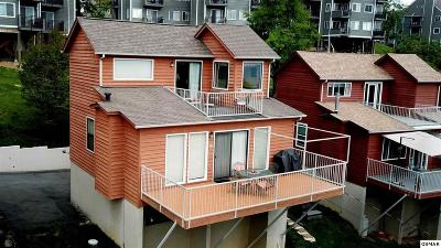 Gatlinburg Single Family Home For Sale: 1214 Sky High Way