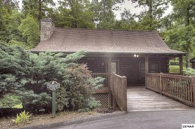 Pigeon Forge Single Family Home For Sale: 629 Eagles Boulevard Way