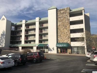 Gatlinburg TN Condo/Townhouse For Sale: $129,000