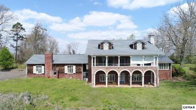 Sevier County, Jefferson County, Cocke County, Blount County, Knox County Single Family Home For Sale: 8710 Chapman Hwy