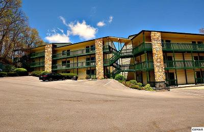 Gatlinburg TN Condo/Townhouse For Sale: $134,000