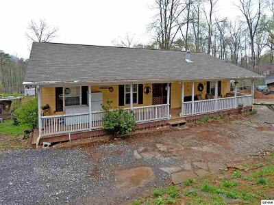 Sevierville TN Single Family Home For Sale: $175,000