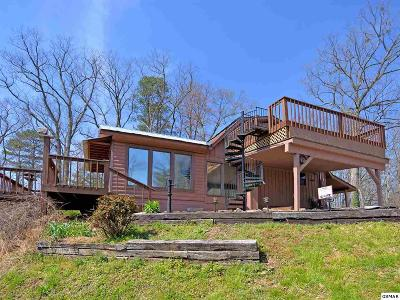 Sevierville TN Single Family Home For Sale: $260,000