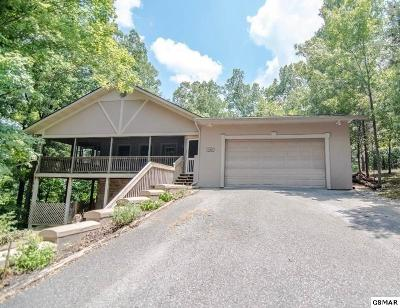 Sevierville TN Single Family Home For Sale: $259,000