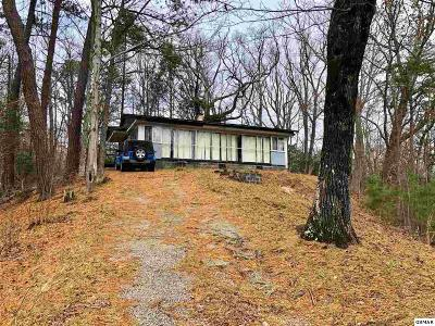 Gatlinburg Single Family Home For Sale: 1188 Old Cartertown Rd