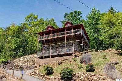 Gatlinburg Single Family Home For Sale: 1544 Zurich Road
