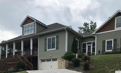 Dandridge TN Single Family Home For Sale: $429,900