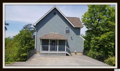 Pigeon Forge Single Family Home For Sale: 425 Stone Ridge Way