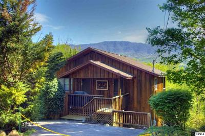 Gatlinburg Single Family Home For Sale: 527 Deer Path Lane
