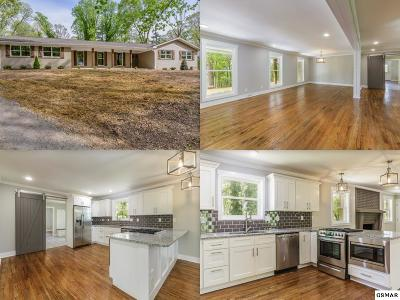 Maryville Single Family Home For Sale: 3328 Oak Hill Drive