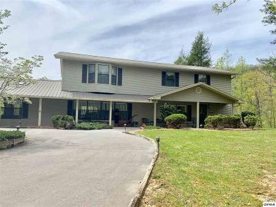 Gatlinburg Single Family Home For Sale: 639 Jefferson Road