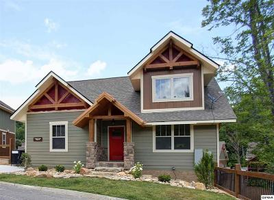 Gatlinburg Single Family Home For Sale: Lot 23 Destiny Way