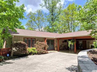 Gatlinburg Single Family Home For Sale: 1713 Cardinal Dr