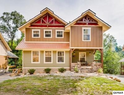 Gatlinburg Single Family Home For Sale: 708 Still Hill Way