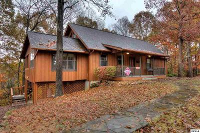 Pigeon Forge Single Family Home For Sale: 629 Country Oaks Dr