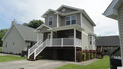 Pigeon Forge Single Family Home For Sale: 305 Creekwalk Blve