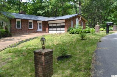 Gatlinburg Single Family Home For Sale: 532 Bruce Rd.