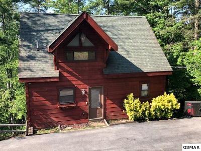 Gatlinburg TN Single Family Home For Sale: $229,900