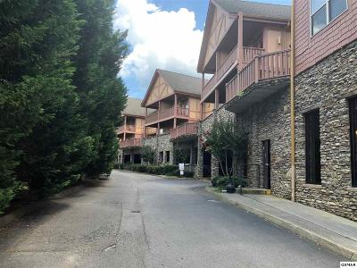 Pigeon Forge Condo/Townhouse For Sale: 830 Golf View Blvd