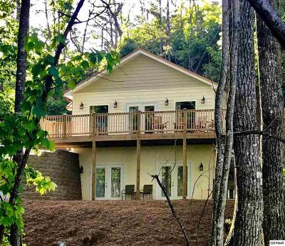 Gatlinburg Single Family Home For Sale: 1014 Condo Dr
