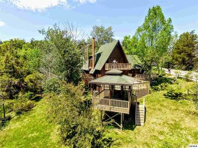 Sevierville TN Single Family Home For Sale: $440,000
