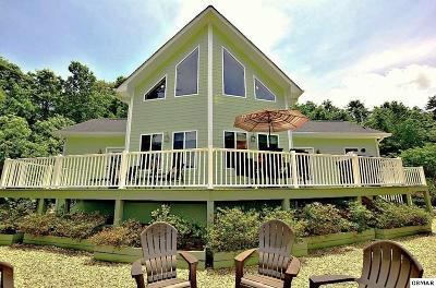 Dandridge TN Single Family Home For Sale: $539,900