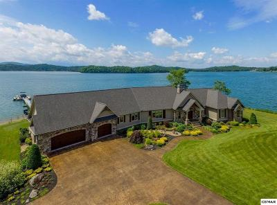 Dandridge TN Single Family Home For Sale: $1,949,000