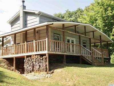 Newport Single Family Home For Sale: 815 Hartsell Rd