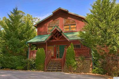 Gatlinburg Single Family Home For Sale: 1915 Elk Springs Way