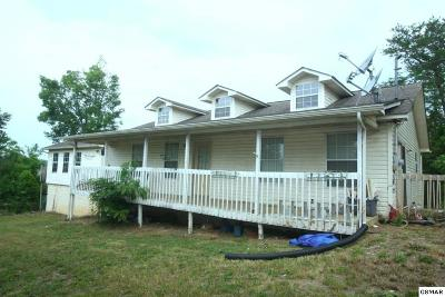 Sevier County, Jefferson County Single Family Home For Sale: 2246 Millers Inlet Rd