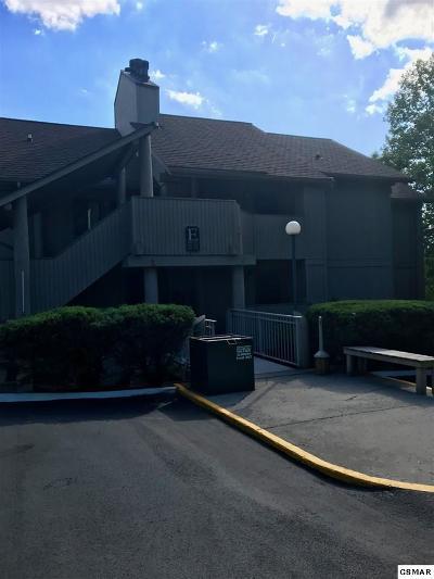 Gatlinburg Condo/Townhouse For Sale: 3710 Weber Road
